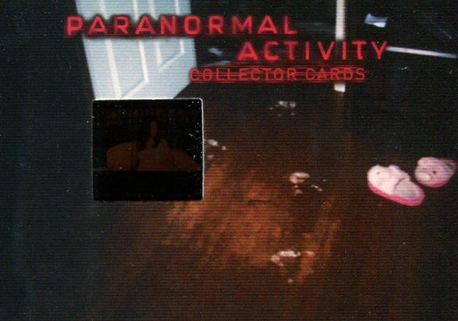 Paranormal Activity Movie Film Cell Chase Card Cell 1   - TvMovieCards.com
