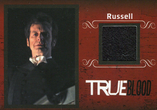 True Blood Archives Russell Edgington Costume Card C9 #081/299   - TvMovieCards.com