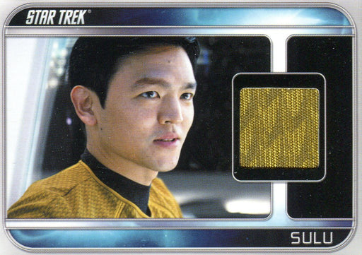 Star Trek The Movie 2009 John Cho as Sulu Costume Card CC4   - TvMovieCards.com