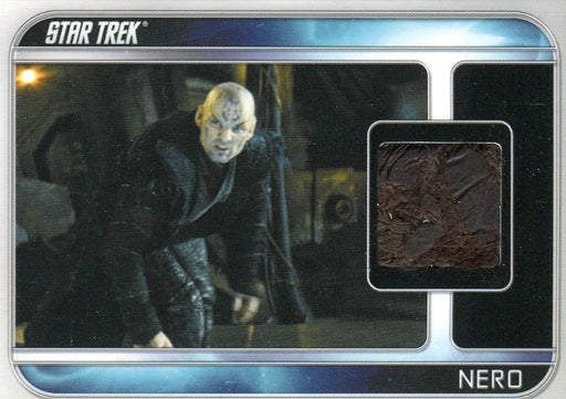 Star Trek The Movie 2009 Eric Bana as Nero Costume Card CC9   - TvMovieCards.com