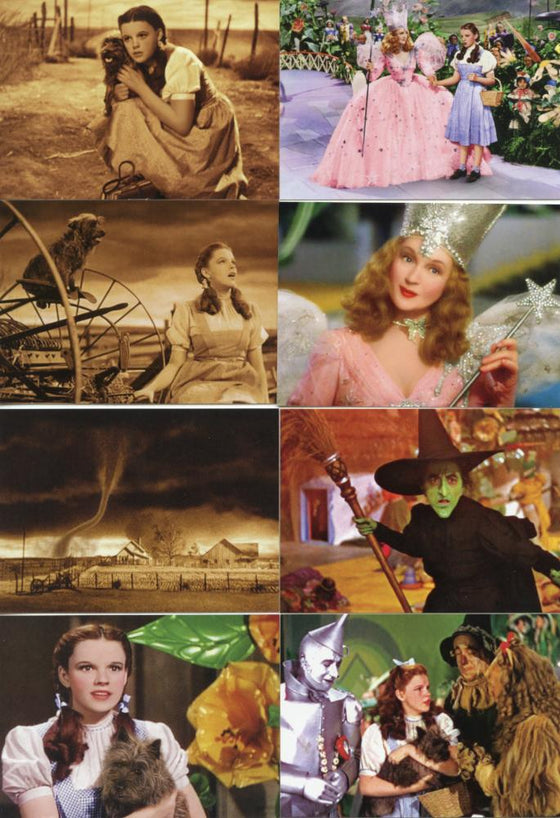 Wizard of Oz Card Set Breygent 72 card set