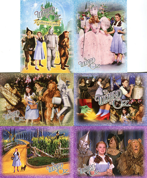 Wizard of Oz Season 1 Breygent Promo Card Set 6 Cards Set #1   - TvMovieCards.com