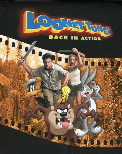 Looney Tunes Back In Action Movie Card Album   - TvMovieCards.com