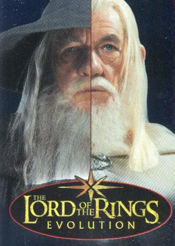 Lord of the Rings Evolution Base Card Set 72 Cards   - TvMovieCards.com