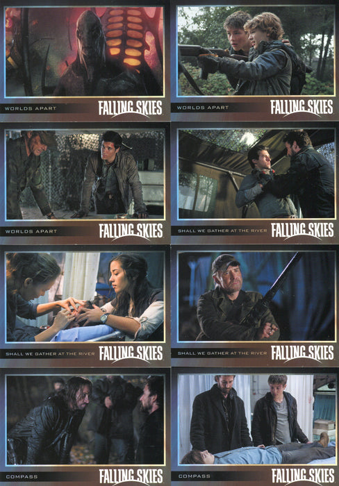 Falling Skies Season 2 Premium Pack Base Card Set 30 Cards   - TvMovieCards.com