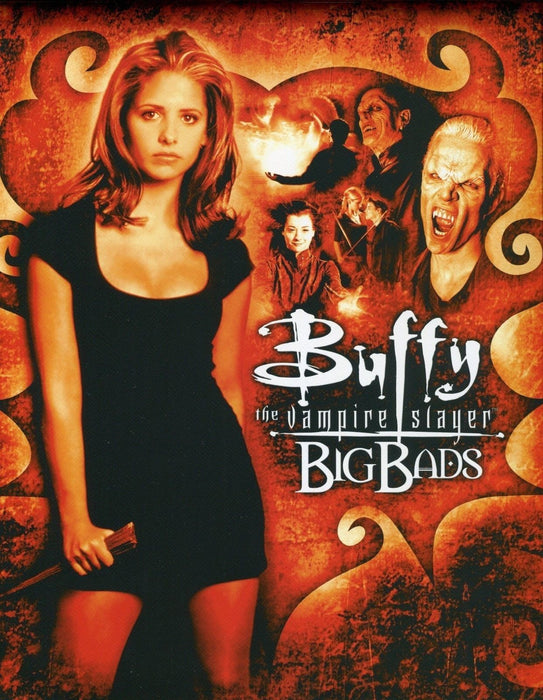 Buffy The Vampire Slayer Big Bads Card Album   - TvMovieCards.com