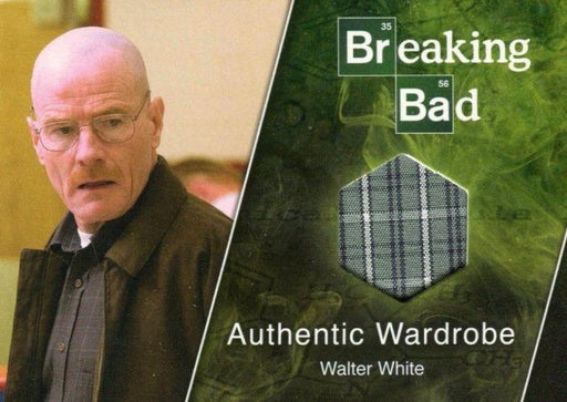 Breaking Bad Seasons 1-5 Walter White Wardrobe Costume Card M1   - TvMovieCards.com