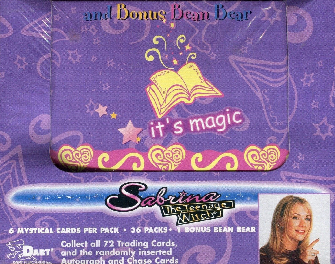 Sabrina the Teenage Witch Card Box