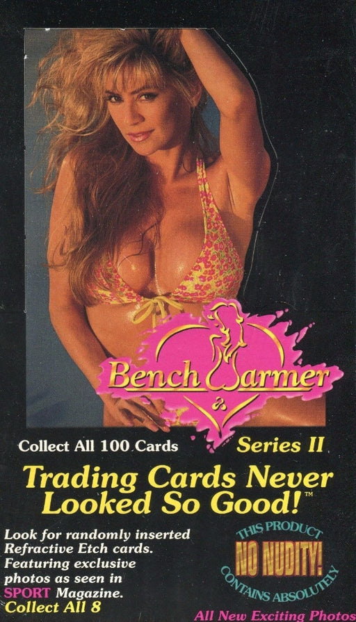 Bench Warmer Series Two Card Box   - TvMovieCards.com