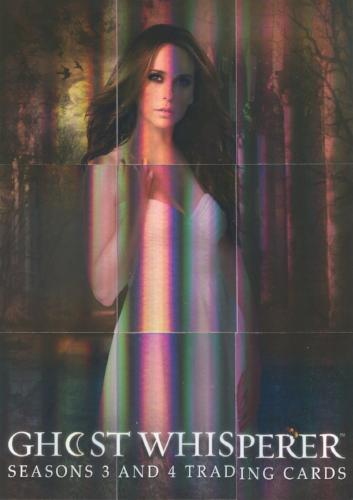 Ghost Whisperer Seasons 3 & 4 Foil Puzzle Chase Card Set CP1 thru CP9   - TvMovieCards.com