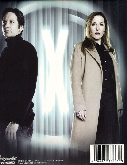 X-Files I Want to Believe Movie Card Album   - TvMovieCards.com