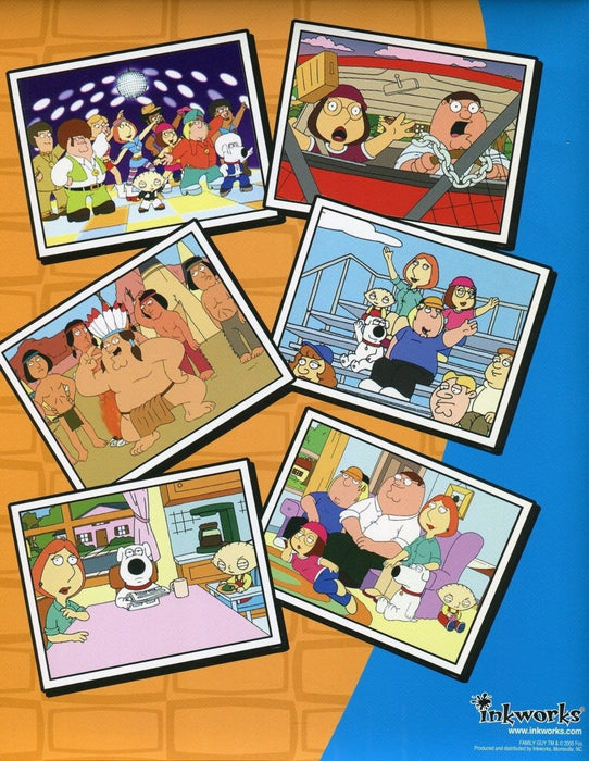Family Guy Season 1 Card Album   - TvMovieCards.com