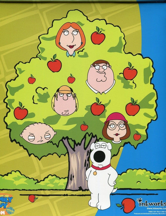 Family Guy Season 2 Card Album   - TvMovieCards.com