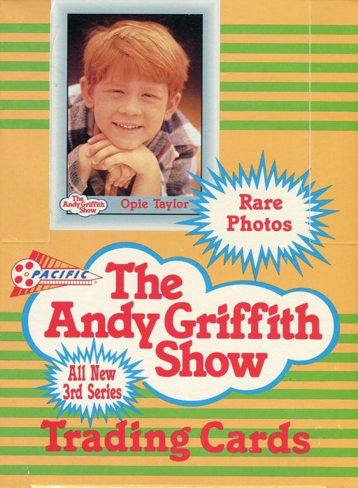 Andy Griffith Show Series Three Card Box   - TvMovieCards.com