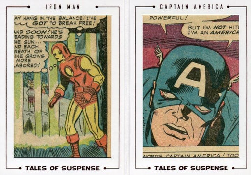 Avengers The Silver Age Double Comic Archive Cuts Chase Card TS66 #48/51   - TvMovieCards.com