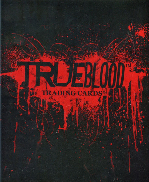 True Blood Legends Card Album   - TvMovieCards.com