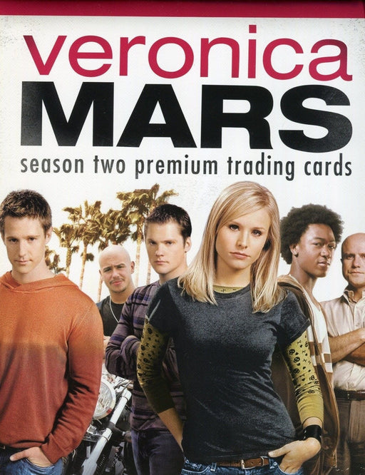 Veronica Mars Season Two Card Album   - TvMovieCards.com