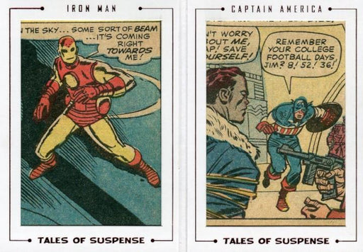 Avengers The Silver Age Double Comic Archive Cuts Chase Card TS61 #33/45   - TvMovieCards.com