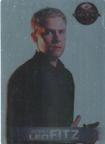 Agents of S.H.I.E.L.D. Season 2 Metal Parallel Chase Card ASM5 #56/75   - TvMovieCards.com