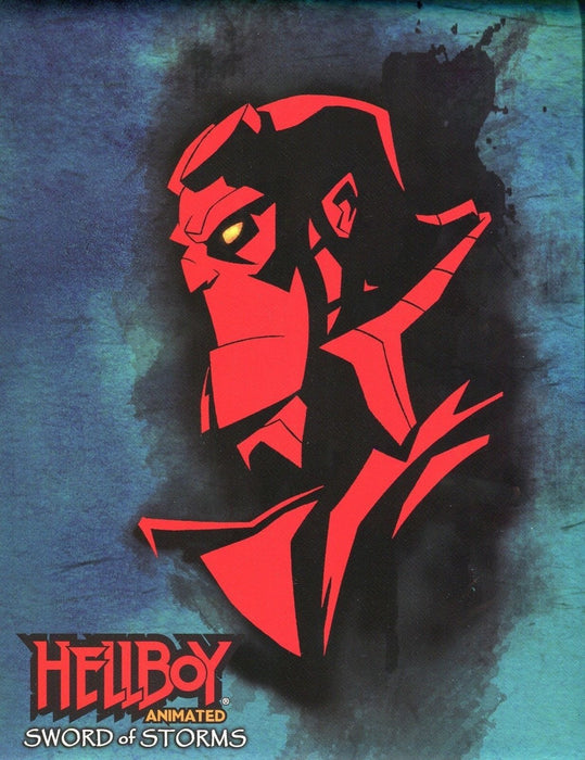 Hellboy Animated Sword of Storms Card Album   - TvMovieCards.com