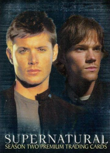 Supernatural Season 2 Promo Card P-DS   - TvMovieCards.com