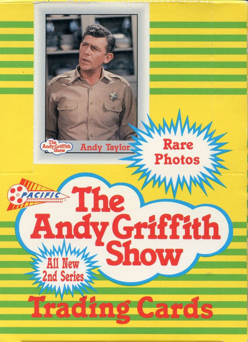 Andy Griffith Show Series 2 Card Box   - TvMovieCards.com