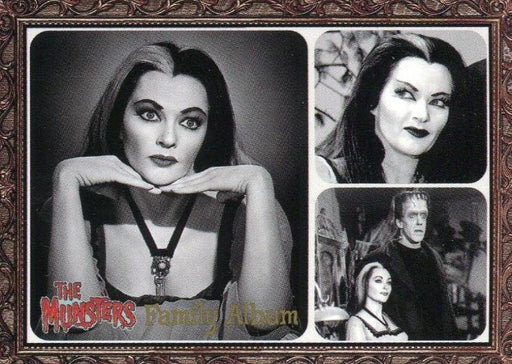 Munsters (2005) Family Album Cast Chase Card F2   - TvMovieCards.com