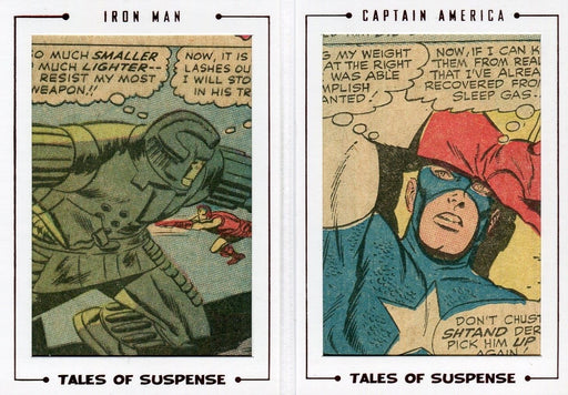 Avengers The Silver Age Double Comic Archive Cuts Chase Card TS71 #66/69   - TvMovieCards.com
