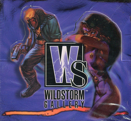 Wildstorm Gallery Card Box   - TvMovieCards.com