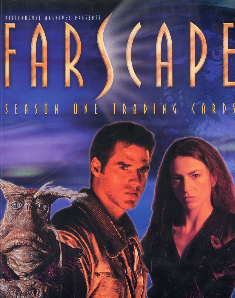 Farscape Season 1 One Card Album   - TvMovieCards.com