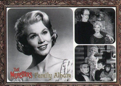 Munsters (2005) Family Album Cast Chase Card F5   - TvMovieCards.com