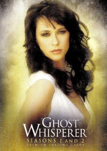 Ghost Whisperer Seasons 1 & 2 Internet Promo Card   - TvMovieCards.com