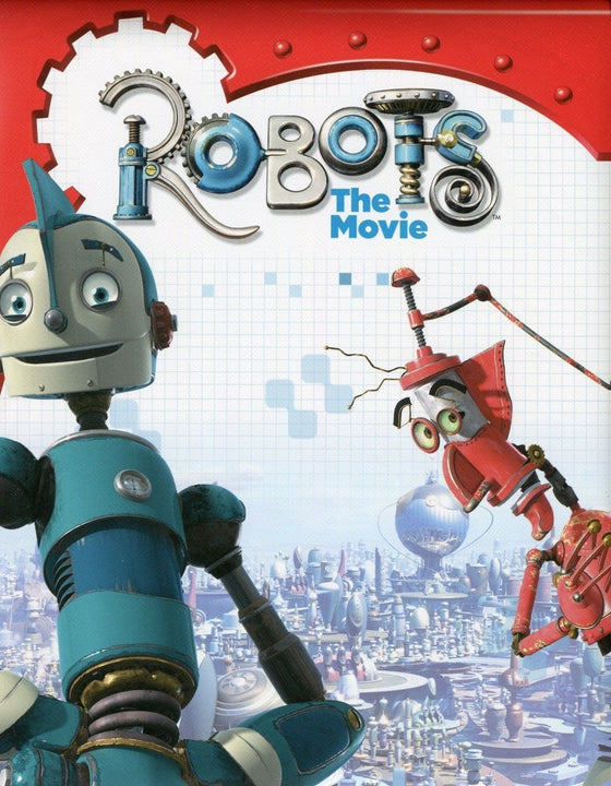 Robots Movie Card Album