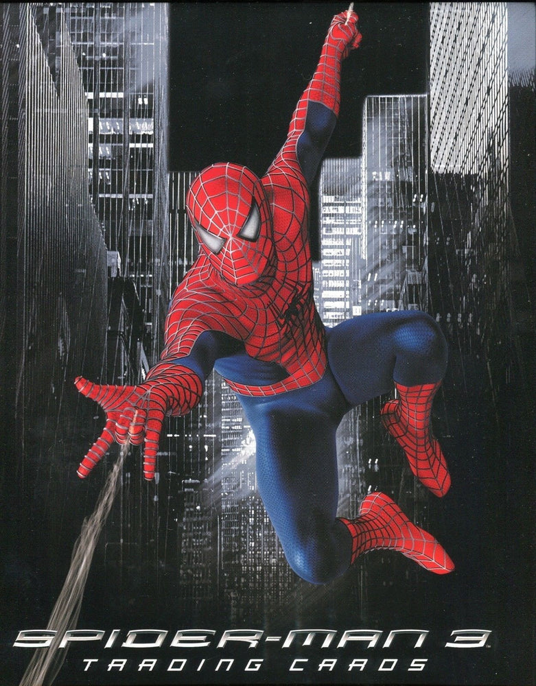 Spider-Man 3 Movie Card Album   - TvMovieCards.com