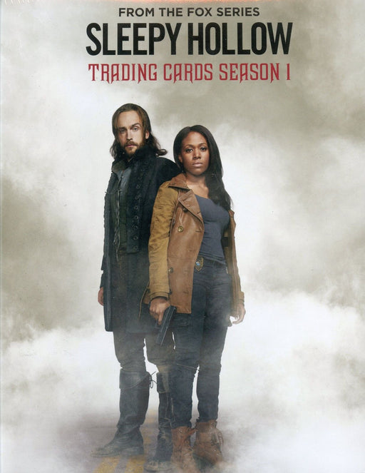 Sleepy Hollow Season One Card Album   - TvMovieCards.com