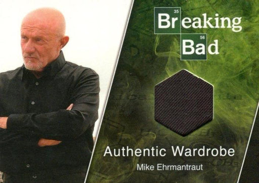 Breaking Bad Seasons 1-5 Mike Ehrmantraut Wardrobe Costume Card M20   - TvMovieCards.com