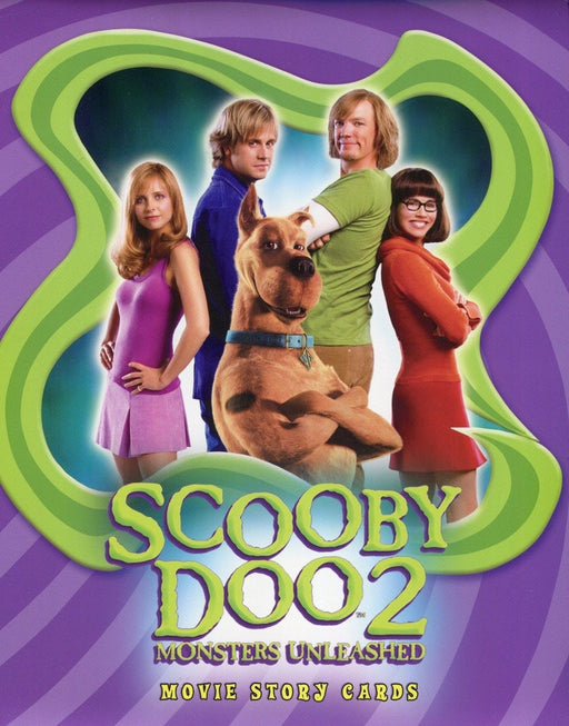Scooby Doo2 Monsters Unleashed Movie Card Album   - TvMovieCards.com