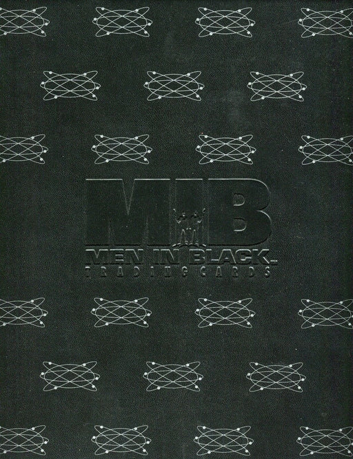 Men in Black Movie Card Album   - TvMovieCards.com