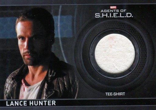 Agents of S.H.I.E.L.D. Season 2 Lance Hunter Costume Card CC8   - TvMovieCards.com