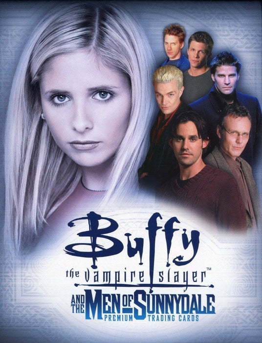 Buffy The Vampire Slayer and The Men of Sunnydale Card Album   - TvMovieCards.com