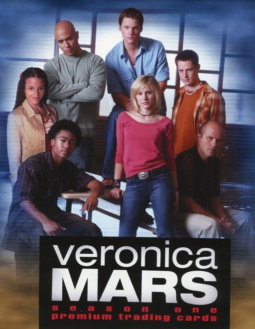 Veronica Mars Season One Card Album   - TvMovieCards.com