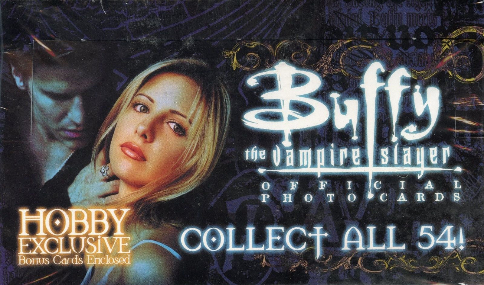 Buffy The Vampire Slayer Photo Hobby Card Box   - TvMovieCards.com