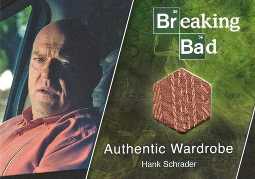 Breaking Bad Seasons 1-5 Hank Schrader Wardrobe Costume Card M16   - TvMovieCards.com