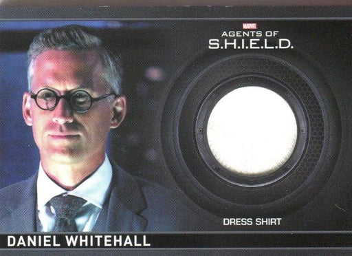 Agents of S.H.I.E.L.D. Season 2 Daniel Whitehall Costume Card CC17   - TvMovieCards.com