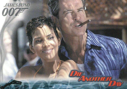 James Bond Die Another Day Promo Card P2   - TvMovieCards.com