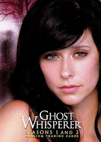 Ghost Whisperer Seasons 1 & 2 Promo Card PROMO 2   - TvMovieCards.com