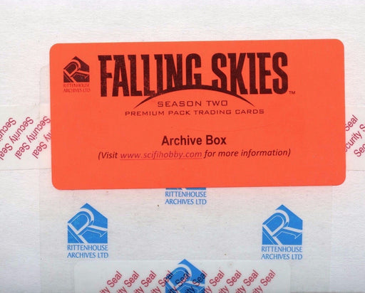 Falling Skies Season Two Premium Packs Archive Card Box   - TvMovieCards.com