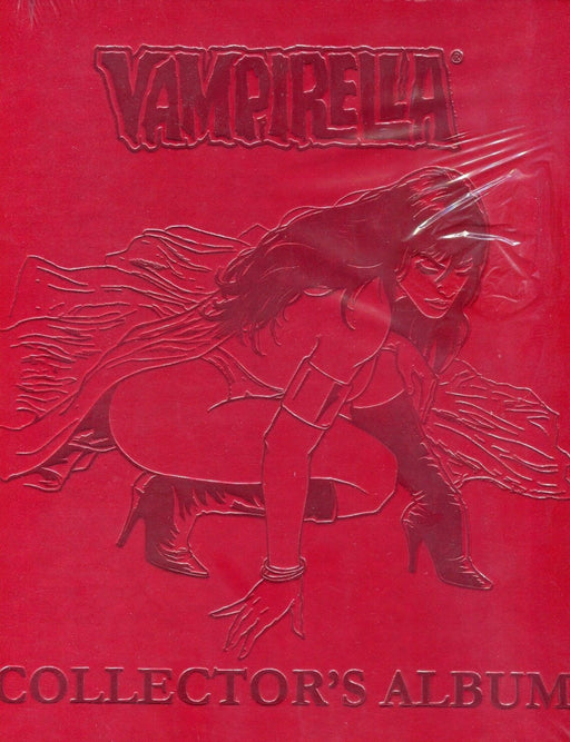 Vampirella Card Album   - TvMovieCards.com