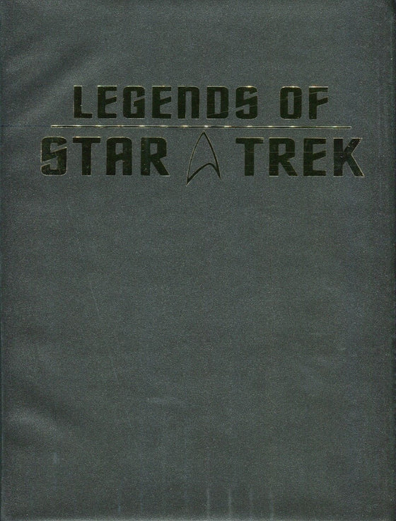 Star Trek Legends of Star Trek Collector Card Folder Album