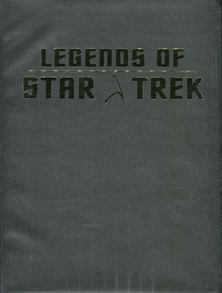Star Trek Legends of Star Trek Collector Card Folder Album   - TvMovieCards.com